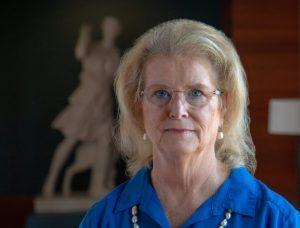 Headshot of Jan Todd