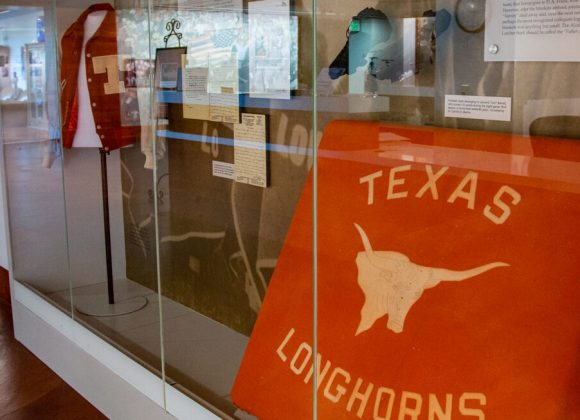 The University of Texas at Austin Athletics Media Relations Office Collections