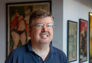 Headshot of Geoff Schmalz