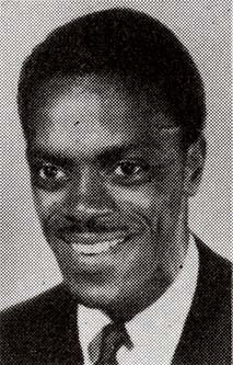 Headshot of Ralph Boston 1968 U.S. Olympic team member