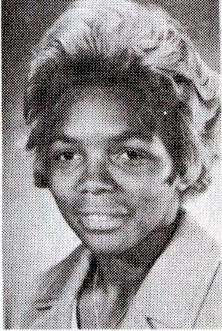 Headshot of Mamie Rallins 1968 U.S. Olympic team member