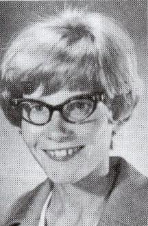 Headshot of Doris Heritage Brown 1968 U.S. Olympic team member
