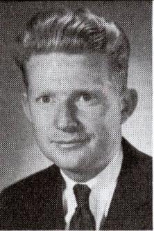 Headshot of Gary Anderson 1968 U.S. Olympic team member