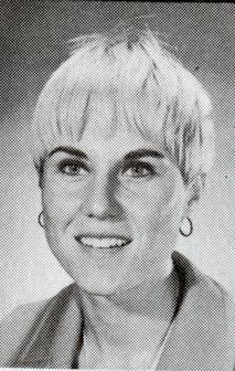 Headshot of Nancy Owen Fortner 1968 U.S. Olympic team member