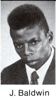 Headshot of John Baldwin 1968 U.S. Olympic team member
