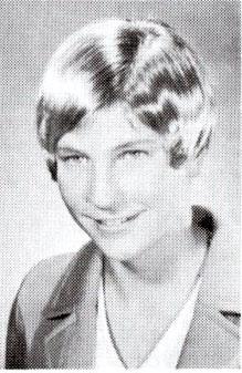 Headshot of Kimla Brecht 1968 U.S. Olympic team member