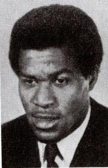Headshot of Lee Evans 1968 U.S. Olympic team member