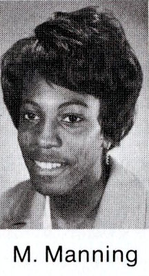 Headshot of Madeline Manning Mims 1968 U.S. Olympic team member