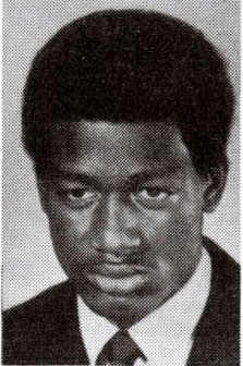 Headshot of Reynaldo Brown 1968 U.S. Olympic team member