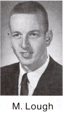 Headshot of Tom Lough 1968 U.S. Olympic team member