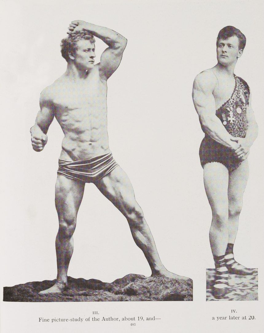 Barbells & Bios: Eugen Sandow, Life is Movement Monograph