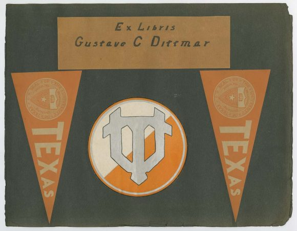 "Gustave ""Pig"" Dittmar Scrapbook"