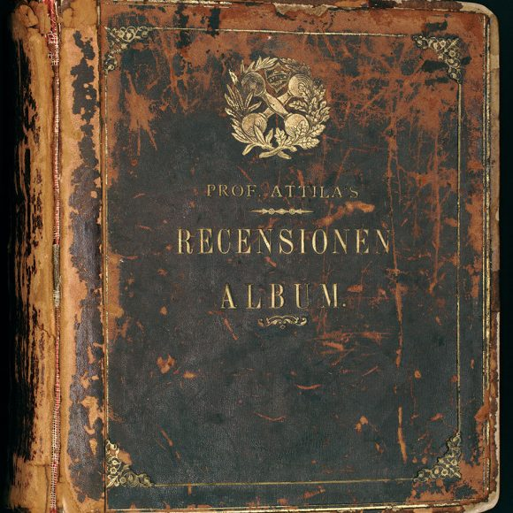 Professor Attila's Scrapbook
