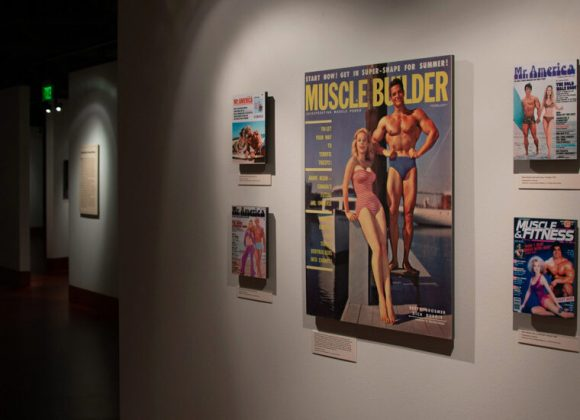 Joe & Betty Weider Museum