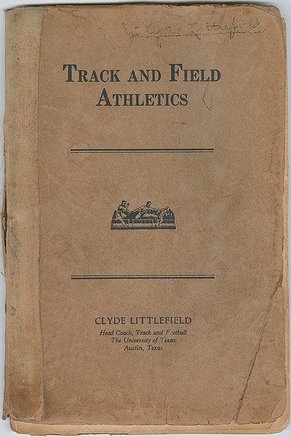 Track and Field Athletics by Clyde Littlefield