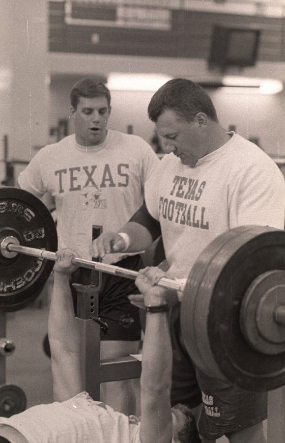Longhorn Power: An On-Line Exhibition on Strength Training for UT Sports