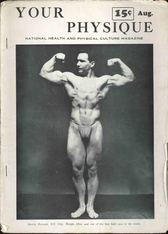 Your Physique, Vol. 1, No. 1