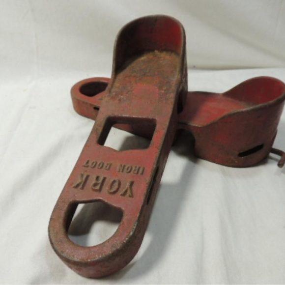 Barbells & Bios: Iron Boots