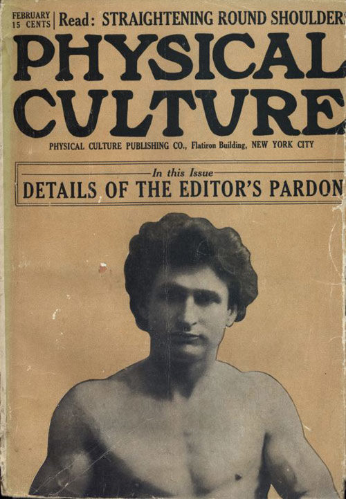 Barbells & Bios: Physical Culture Magazine