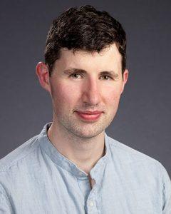 Headshot of Conor Heffernan