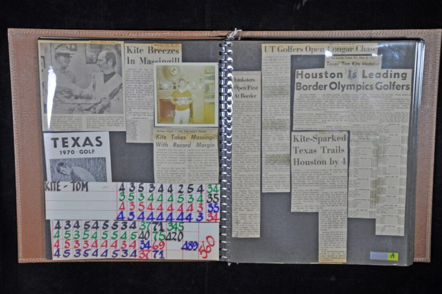 Barbells & Bios: The Tom Kite Scrapbook