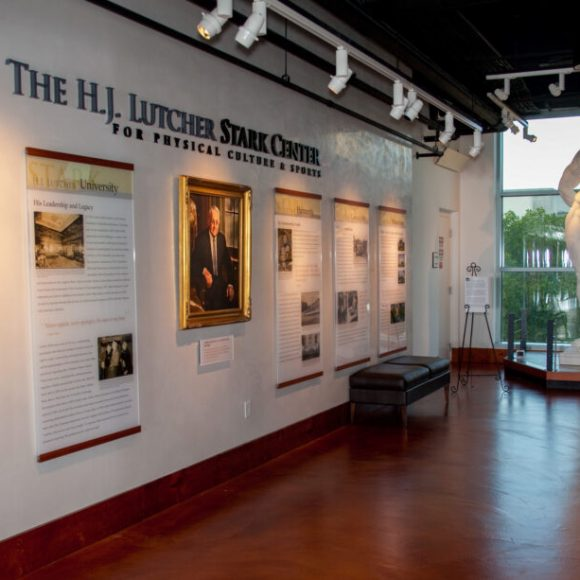 The Nelda C. and H.J. Lutcher Stark Foundation