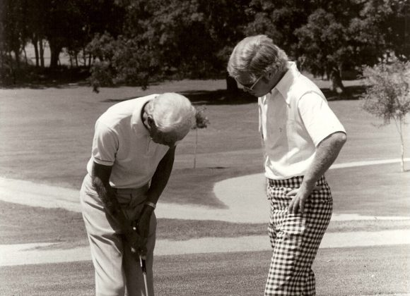 Harvey Penick and Tinsley Penick Golf Collection