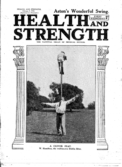 Barbells and Bios: Health and Strength Magazine, Part II