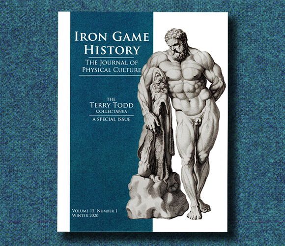 """The Terry Todd """"Special Issue"""" of Iron Game History"""