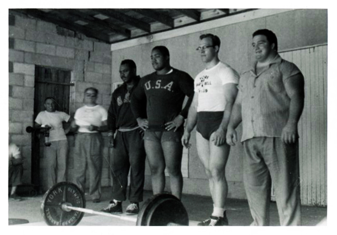 STRONGMAN PROJECT Celebrates the 2020 Olympic Games in Tokyo by Looking Back at the Golden Age of American Weightlifting